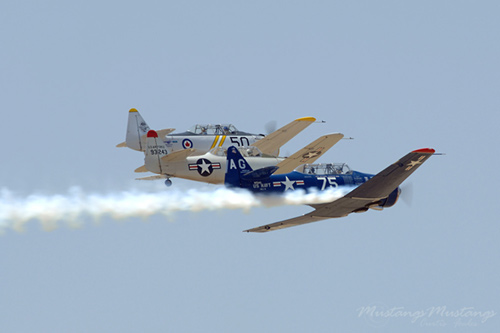 P-51 Mustang at Shafter CA 2008